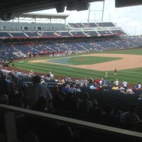 Photo taken at Allstate College World Series 2012 Fan Zone by Bruce C. on 6/17/2012