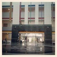 Photo taken at SIM Blk A Atrium by Phaxla H. on 5/9/2012