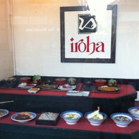 Photo taken at Iroha by Michael B. on 9/8/2012