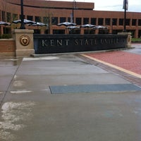 Photo taken at Kent Student Center by Cassidy H. on 4/3/2012