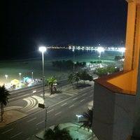 Foto tirada no(a) Atlântico Praia Hotel por Zilfrank em 8/26/2012