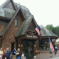 Photo taken at Pancake Pantry by Eric W. on 5/22/2012