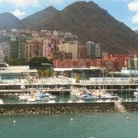 Photo taken at Real Club Náutico de Tenerife by José Miguel M. on 5/4/2012