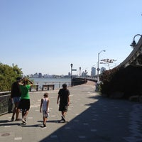 Photo taken at Stuyvesant Cove Park by Darcey H. on 8/31/2012