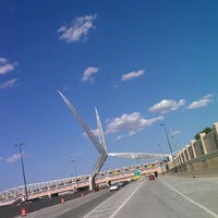 Photo prise au SkyDance Bridge par Rebecca P. le7/18/2012