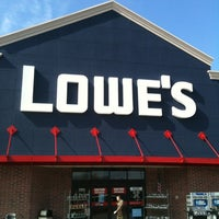 Photo taken at Lowe's Home Improvement by Shon K. on 2/17/2012