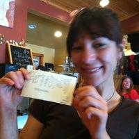 Photo taken at Cuppajoe by Brandon D. on 6/30/2012