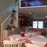 Photo taken at Trattoria San Lazzaro by Emel S. on 6/21/2012