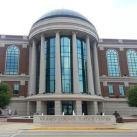 Photo taken at Warren County Justice Center by Traci M. on 7/19/2012