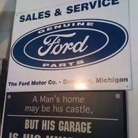 Photo taken at Fords Only Garage by Anthony @. on 6/7/2012