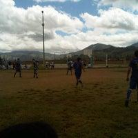 Photo taken at Deportes UTPL by Daniela G. on 6/6/2012