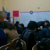 Photo taken at Escuela Salvador Sanfuentes D-88 by Marcos V. on 8/30/2012