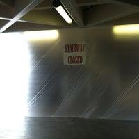 Photo taken at IGCN Senate Avenue Garage by Flora le Fae on 8/29/2012