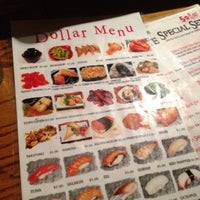 Photo taken at Sushi Park by Camilla K. on 8/28/2012