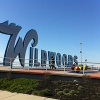 "Photo taken at ""Wildwoods"" Sign by Matthew S. on 4/14/2012"