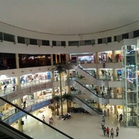 Photo taken at Express Avenue by Dilip M. on 4/16/2012