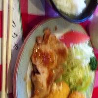 Photo taken at 洋食 つちや by zenkama on 2/10/2012