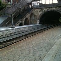 Photo taken at Gare d'Etterbeek / Station Etterbeek by Jakob D. on 6/18/2012