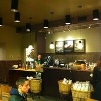 Photo taken at Starbucks by sherwin v. on 2/14/2012