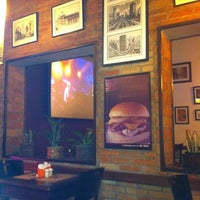 Photo taken at Mr. Mill's Burguer by Marcio F. on 2/23/2012