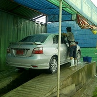 Photo taken at I Care Car Wash by boat s. on 3/9/2012