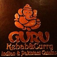 Photo taken at Guru Kebab y Curry by Carlos Augusto L. on 2/15/2012