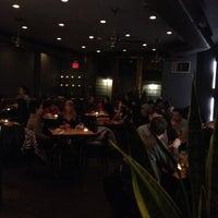 Photo taken at Song Thai Restaurant & Bar by Hellen Y. on 2/13/2012