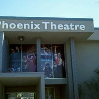 Photo taken at Phoenix Theatre by Anthony B. on 9/13/2012