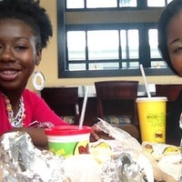 Photo taken at Moe's Southwest Grill by Victoria H. on 5/7/2012