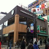 Photo taken at Starbucks by takashi t. on 3/25/2012