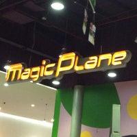 Photo taken at Magic Plane by Hamza K. on 8/7/2012