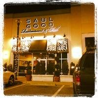 Photo taken at Saul Good Restaurant & Pub by Tad B. on 3/8/2012