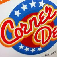 Снимок сделан в Corner Deli & Cafe пользователем Wolf S. 8/7/2012