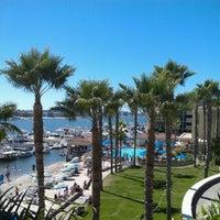 Photo taken at Balboa Bay Resort by Michael L. on 9/1/2012