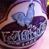 Photo taken at Egg Harbor Cafe by brooks g. on 9/7/2012