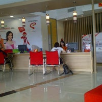 Photo taken at Smart Telecom BSD by Mariawati W. on 5/1/2012