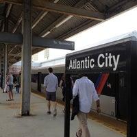 Photo taken at NJT - Atlantic City Terminal (ACRL) by Sebastian B. on 5/27/2012