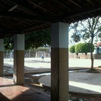 Photo taken at Colégio Diocesano do Crato by Pablo M. on 4/20/2012