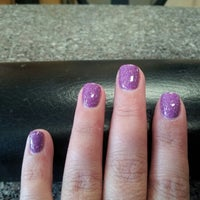 Photo taken at U Got Nails by Ann R. on 8/10/2012