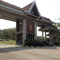 Photo taken at Universiti Teknologi Malaysia (UTM) by Ir Mohd Fuad M. on 6/24/2012