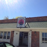 Photo taken at Yorktown Pub by Joe C. on 4/8/2012