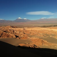Photo taken at Valle de la Paciencia by Ale V. on 4/22/2012