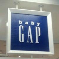 Photo taken at Baby / Kids GAP by MAX K. on 9/8/2012
