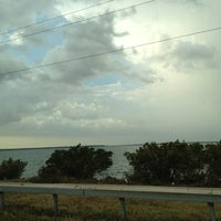 Photo taken at Courtney Campbell Causeway by Russell F. on 3/21/2012