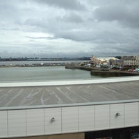 Photo taken at Travelodge New Brighton by Jeff on 8/17/2012