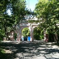 Снимок сделан в Парк им. Тараса Шевченко пользователем Maxim B. 6/11/2012