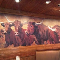 Photo taken at Texas Land & Cattle by Keith B. on 7/14/2012