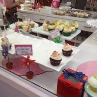 Photo taken at The Little Cupcake Shop by Yesenia R. on 7/28/2012
