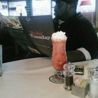Photo taken at Ruby Tuesday by Marketta P. on 5/28/2012
