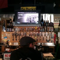 Photo taken at Rogue Ales Public House & Brewery by Jesse G. on 3/1/2012